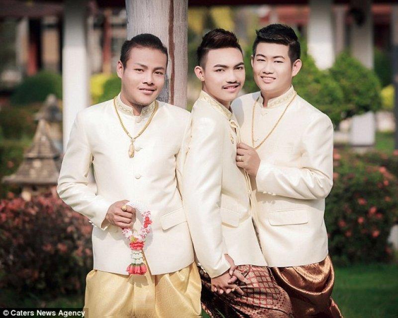 casamento tailandês