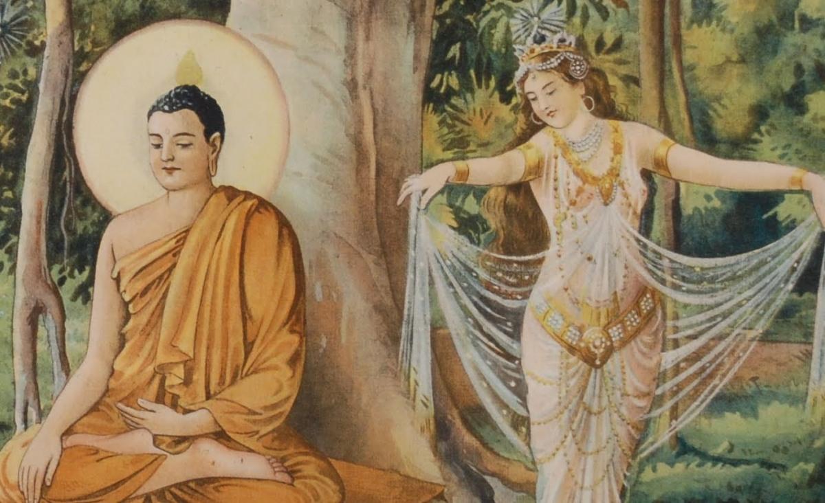 Sexo, pecado e budismo